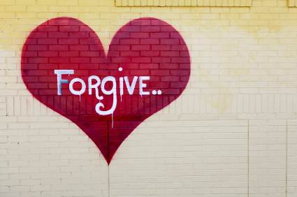 Good Grief pt. 3: Forgiveness is an Inside Job