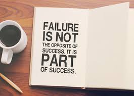 FAILURE, YOU'RE EXPOSED…