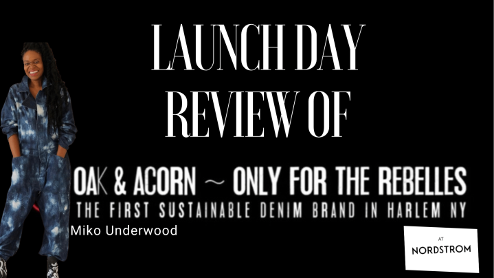Oak & Acorn Brand Launch at Nordstrom